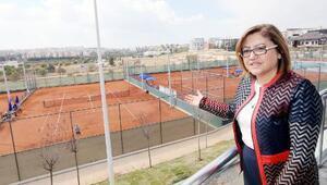 Büyükşehirden Gaziantepe, 39 spor alanı