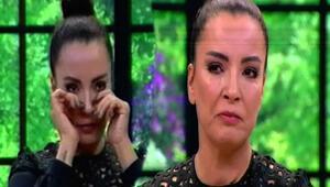 Nilgün Bodur canlı yayına ağlayarak anlattı: Ben de şiddet gördüm