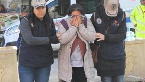 Temizlik görevlisi kadına PKK gözaltısı