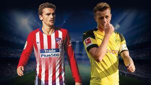 Atleticoda 5 önemli eksik Yenilgisiz Dortmundun iddaa oranı...