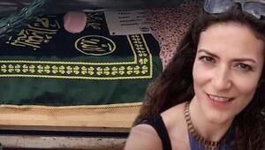 Balkondan çarşafla inerken feci şekilde can vermişti Cenazesinde acı detay