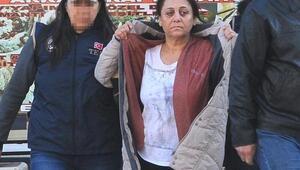 Temizlik görevlisi kadına PKK gözaltısı (2)