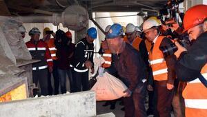 Vanda 13 ton uyuşturucu 1100 derecede yakılarak imha edildi