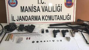 Manisada tarihi eser operasyonu: 6 gözaltı