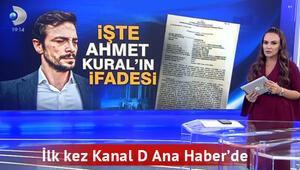 Ahmet Kural o geceyi anlattı...