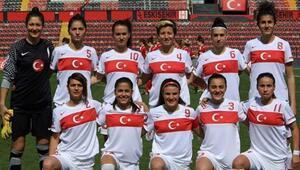 Kadın Milli Futbol Takımı, Gürcistan deplasmanında