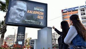 350 metrelik posterle Ataya Saygı Yürüyüşü yapılacak