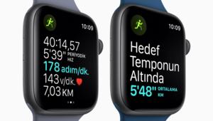 İstanbul Maratonunda performansınızı akıllı saatinizle ölçün