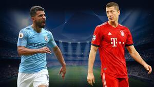 Bayern ve Manchester City iddaada handikaplı Öne çıkan tercih ise...