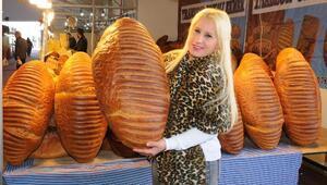 8 kiloluk ekmeğe 80 TL fiyat