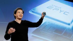 AMDden dünyanın ilk 7 nm CPU ve GPUsu
