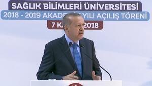 Son dakika... Cumhurbaşkanı Erdoğandan uyarı: İkaz ediyorum