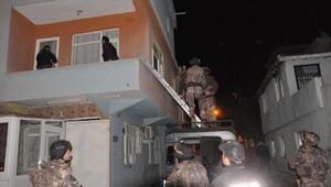 Tekirdağ'da hava destekli uyuşturucu operasyonu: 16 gözaltı