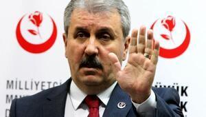 Destici: ABDnin İrana uyguladığı yaptırımlar zorbalıktır