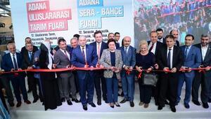 12. Uluslararası Tarım Fuarı açıldı