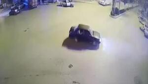 MOBESE önünde drift atan sürücüye ceza