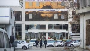 Vergi dairesine bombalı saldırıyla ilgili flaş gelişme