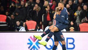 PSG ağır yaralı Neymar ve Mbappe...