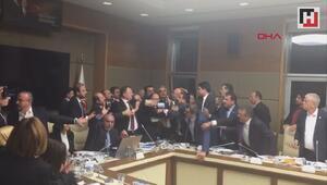 Meclis Sağlık Komisyonunda tartışma çıktı