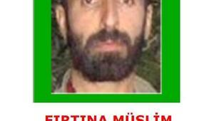 1 milyon TL ödülle aranan PKKlı terörist etkisiz hale getirildi