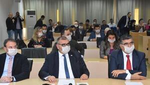 Çorluda lösemili çocuklara destek için maske taktılar