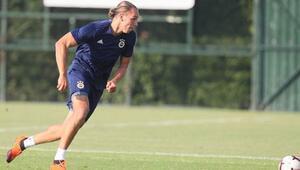 Fenerbahçede Frey imzayı attı