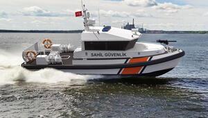Sahil Güvenlik'e yeni botlar