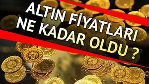 Altın fiyatları günün kapanışında ne kadar oldu 8 Kasım çeyrek altın ve gram altın fiyatlarında son durum