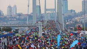 Vodafone 40. İstanbul Maratonuna açık davet