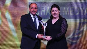 Başkan Duruay 'Yılın Gençlik ve Spora Katkı Ödülü'ne layık görüldü