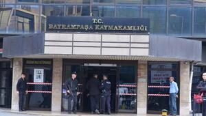 Bayrampaşa Kaymakamlığında kadın polis memurunun intihar girişimi  (2)