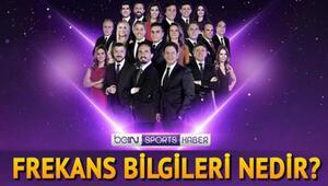 Bein Sports yayın akışında bugün neler var 8 Kasım Bein Sports Haber yayın akışı ve frekans bilgileri
