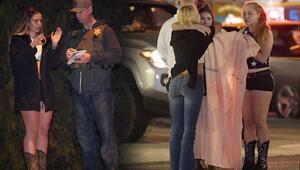 ABDde bara silahlı saldırı