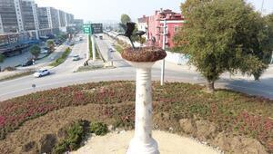 Osmangazi'den iki anıt eser