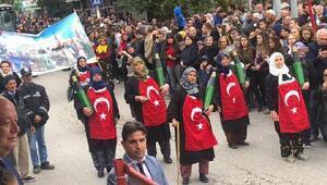 Pınarhisar, düşman işgalinden kurtuluşunun 96'ıncı yıldönümü kutladı