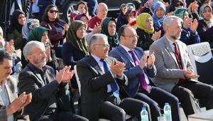 Hayırsever Küçükşahin ailesi tarafından yaptırılan Kuran Kursu törenle açıldı