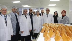 Şanlıurfa'da çölyak hastaları için ekmek fırını açıldı