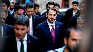 Bakan Albayrak Bursa'da bir dizi ziyaret gerçekleştirdi