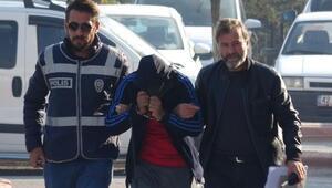Otomobili çaldı, suçu Suriyeli çocuğa attı