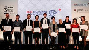 BİLGİ Genç Sosyal Girişimci Ödülleri sahiplerini buldu