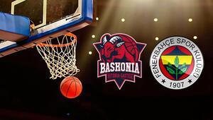 Saski Baskonia SAD Fenerbahçe Euroleague maçı bu akşam saat kaçta hangi kanalda canlı olarak yayınlanacak