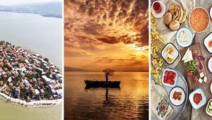 Hafta sonunun en güzel adresi İstanbula üç saat uzaklıkta, her yer sessiz sakin...