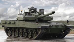 Altay tankı seri üretim sözleşmesi imzalandı