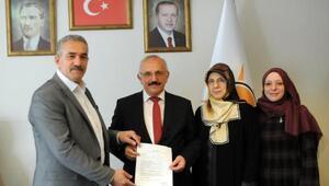 Yalova'da ilk başvuru Yaşar Demirel'den