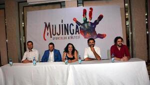 Mujinga Oyunculuk Atölyesi, çalışmalarına başladı