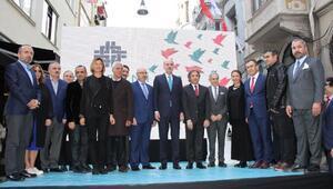 Numan Kurtulmuş Akademi Beyoğlu'nu açtı