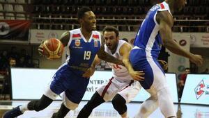 Gaziantep Basketbol - Arel Üniversitesi Büyükçekmece: 76-60