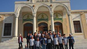 Kırşehir İl Emniyet Müdürlüğü'nden 39 lise öğrencisine yönelik gezi