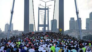 İstanbul Maratonuna yabancı damgası