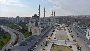 Kuzey Ankara'da ilk cuma namazı